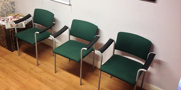 Dartford: Waiting Area