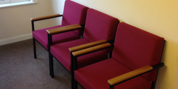 Sittingbourne: Waiting Area