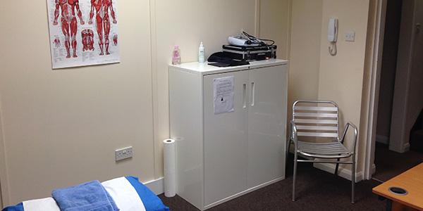 Sittingbourne: Treatment Room