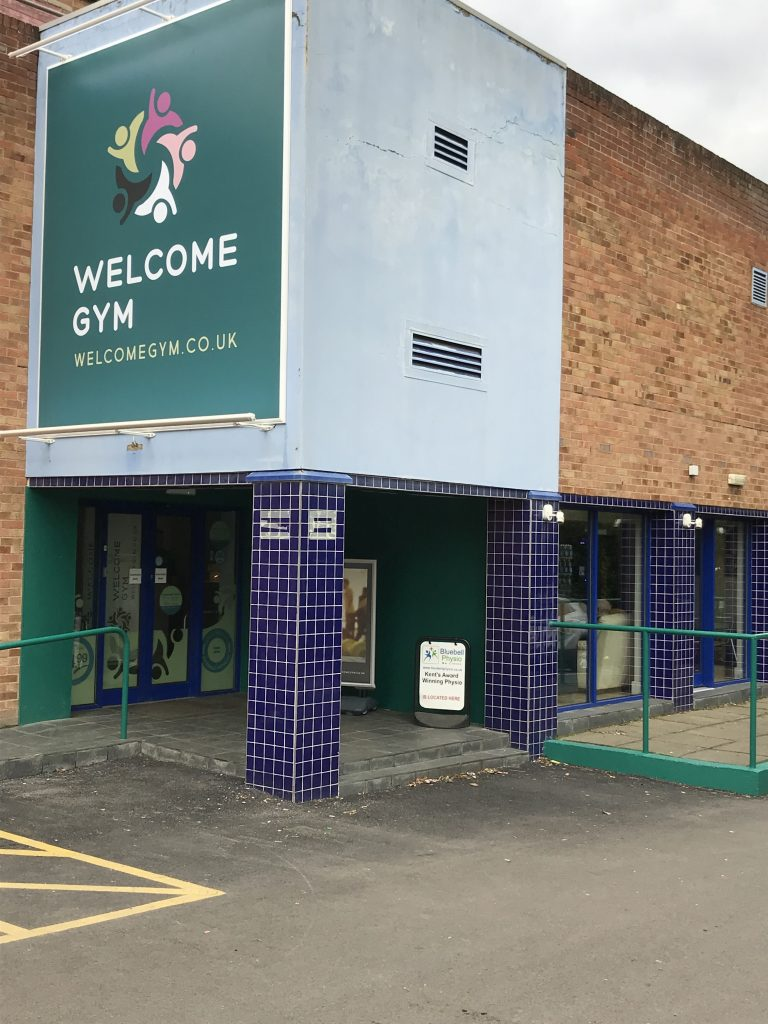 Maidstone: Front Entrance
