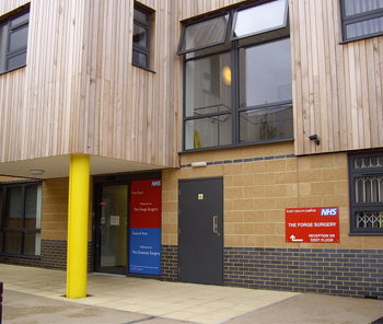 Bluebell Gravesend: Main Entrance